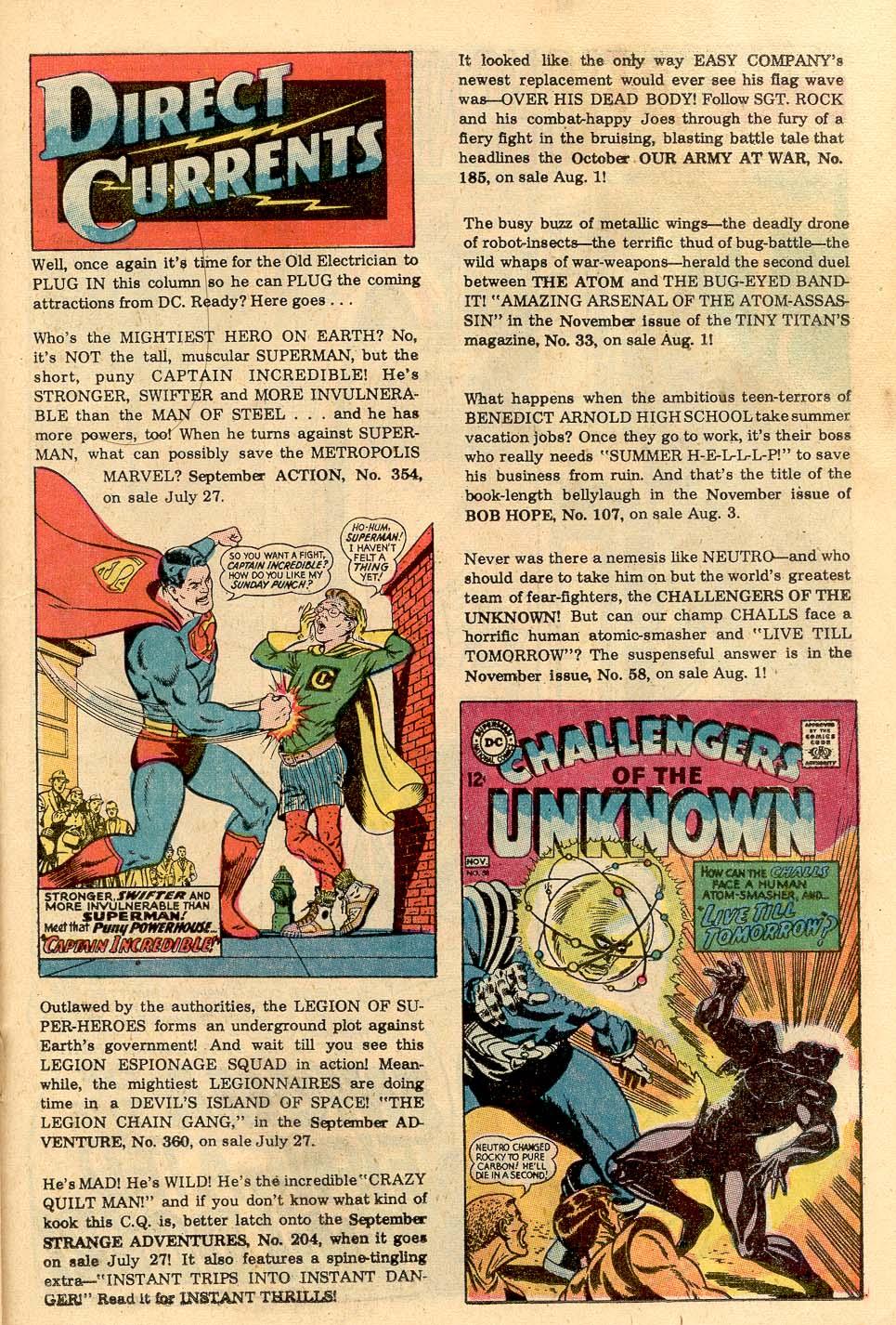 Detective Comics (1937) 367 Page 22