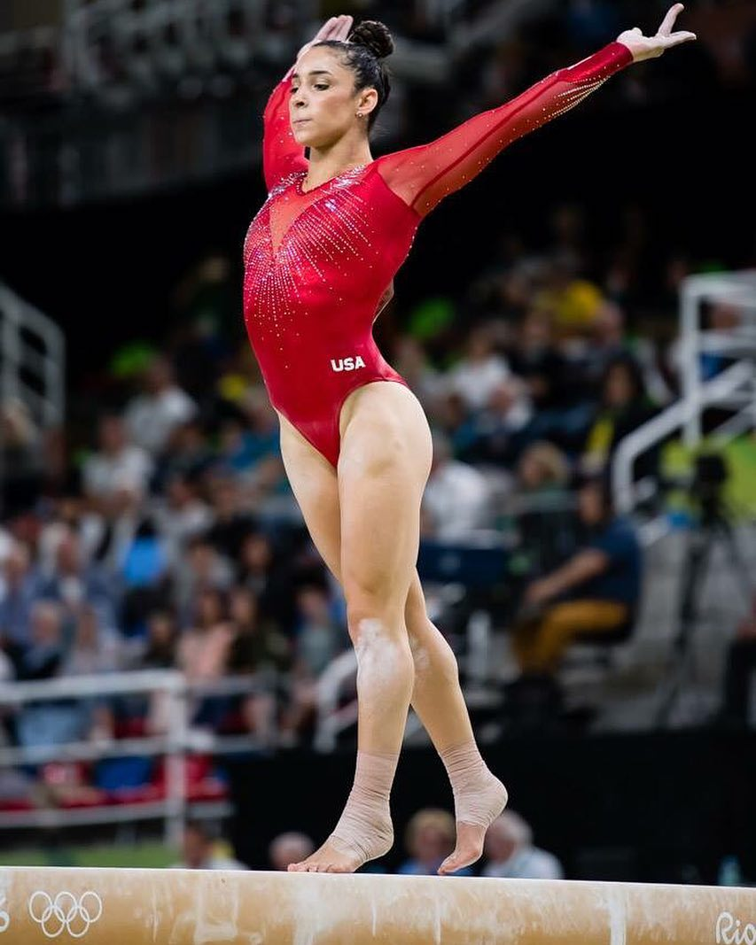 Aly Raisman Latest Awesome Photo Gallery