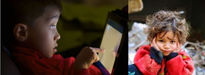 Uso de smartphones e a insensibilidade infantil