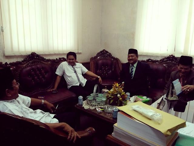 Didatangi Ketua FKAN Pauh IX, BK DPRD Kota Padang Bakal Panggil Budiman