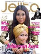 REVIEW BLOG QASEY HONEY DI MAJALAH JELITA JUN 2012