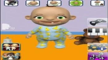 Aplicativo Babsy o Bebê Falante