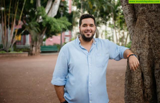 Alejandro Sánchez número tres por el PP al Parlamento de Canarias por la lista regional