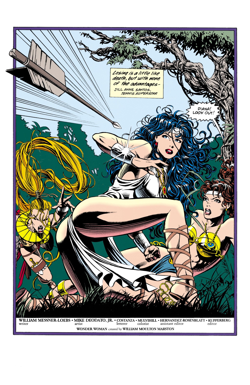 Read online Wonder Woman (1987) comic -  Issue #92 - 2