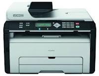 Ricoh SP 204SFN Printer Driver