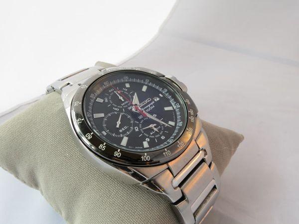 Cập Nhật Thông Tin Giá Đồng Hồ Seiko Chronograph 100M 3