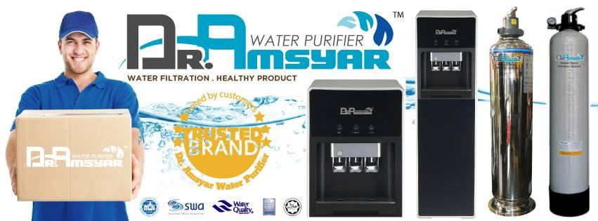DR. AMSYAR Water Purifier