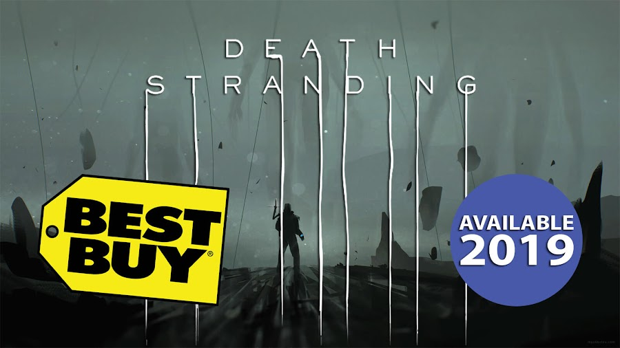 death stranding best buy release date 2019