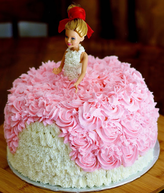 Ideas Of Barbie Birthday Cake For Girls Pak Fashion Style For