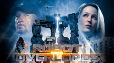 Robot Overlords 2014 Dual Audio Hindi Dubbed 300MB Download BluRay