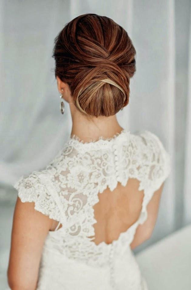 Peinados De Novia Moños Bajos - Recogidos bajos para novias Peinados recomendados Vida Lúcida