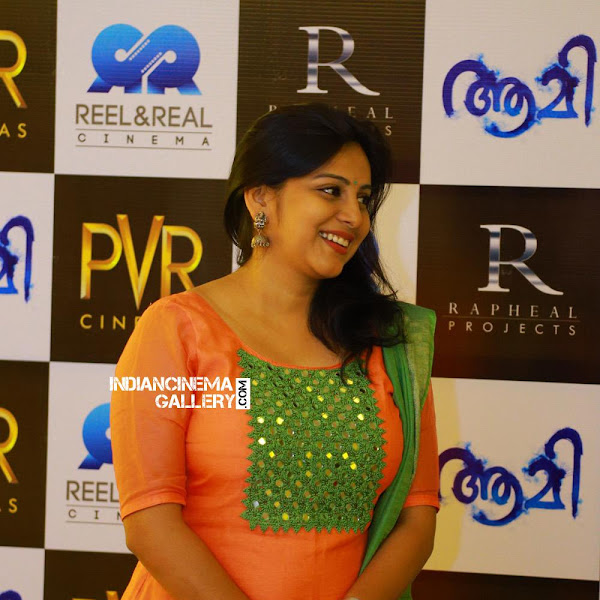 Anna Reshma Rajan latest photos from Aami Success meet