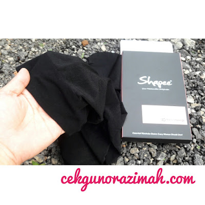 shapee, shapewear, 3d micro massage technology, shaping tights, long arm shaper, shapewear murah, shapewear dari shapee
