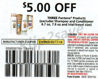 graphic about Pantene Printable Coupons known as Inventory UP* Pantene Hair Treatment Items Basically $0.83 at CVS! (3/4