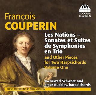 Couperin - Les Nations - Toccata Classics