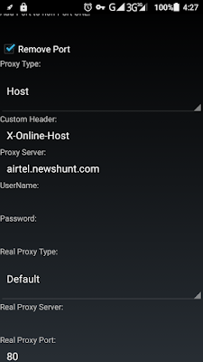 Psiphon handler for Indian