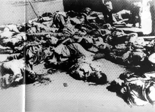 pembantaian ratusan ribu orang di nanking cina oleh tentara jepang