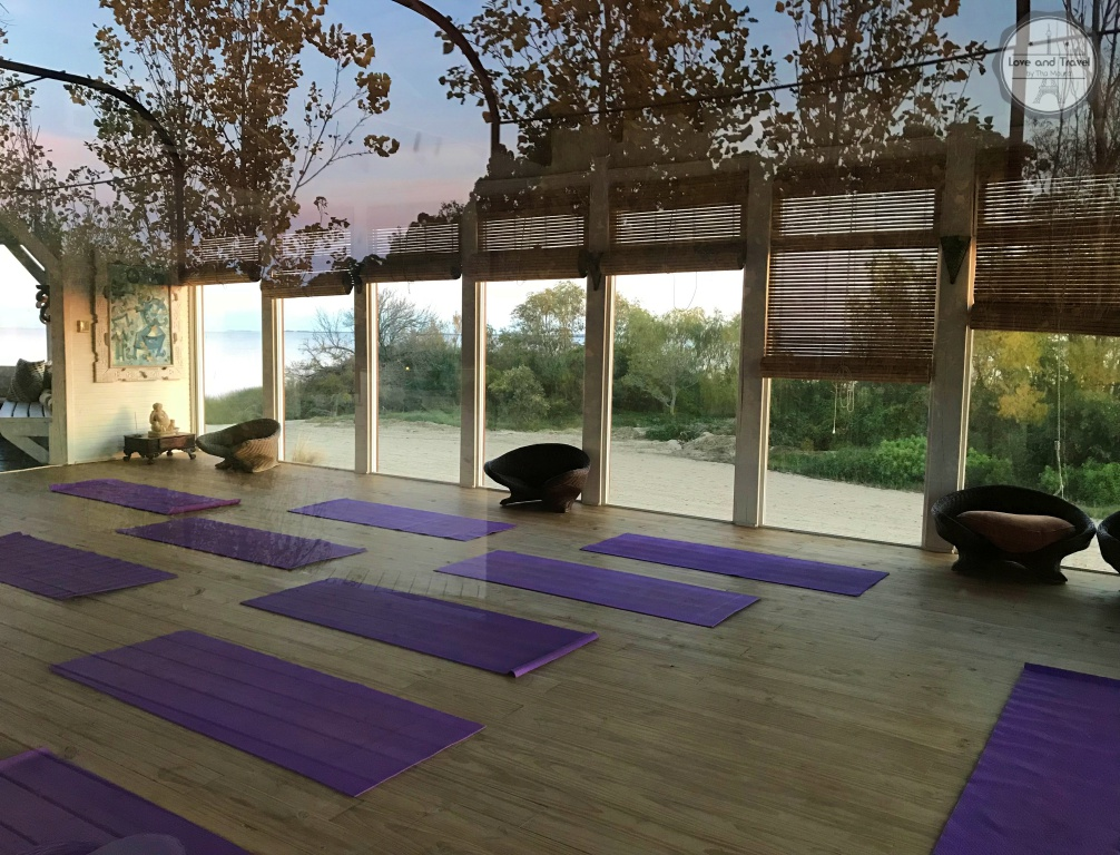 Carmelo Resort & SPA yoga