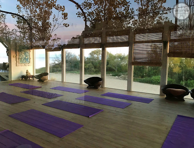 Carmelo Resort & SPA yoga