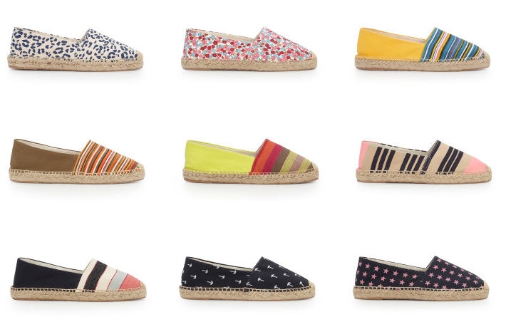 Sam Edelman: Verona Slip-On Espadrilles only $14 (reg $45) + free shipping!
