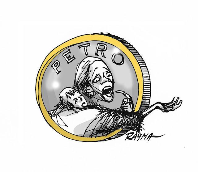 El Petro no se podrá cambiar por dólares - Es otro FRACASO!