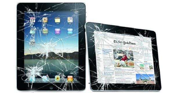nên thay mới màn hình iPad 3 khi nào
