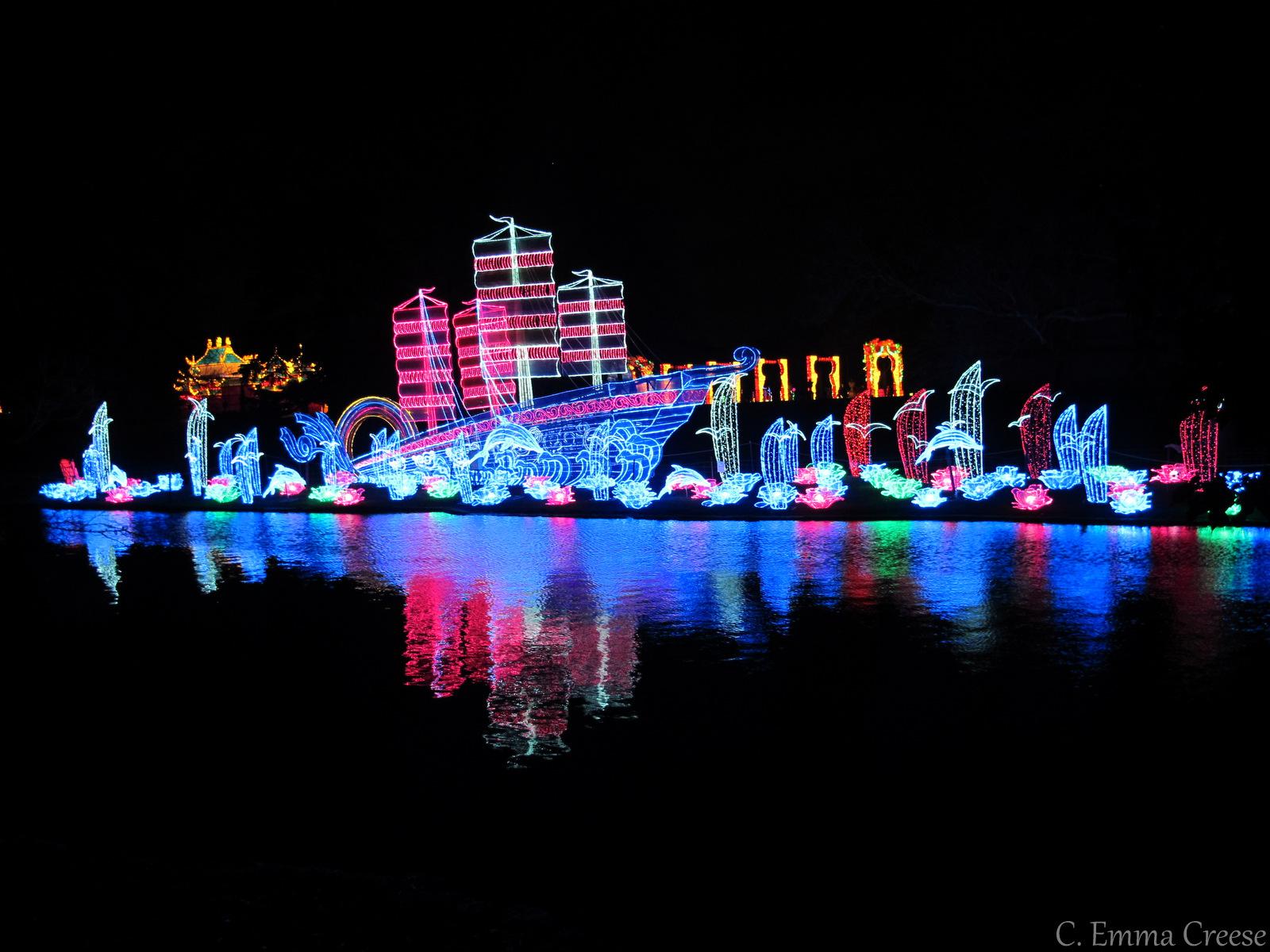 Chiswick House Chinese Lantern Festival Adventures of a London Kiwi