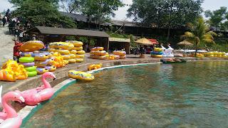 Foto Terbaru Curug Bidadari - Sentul Paradise Park