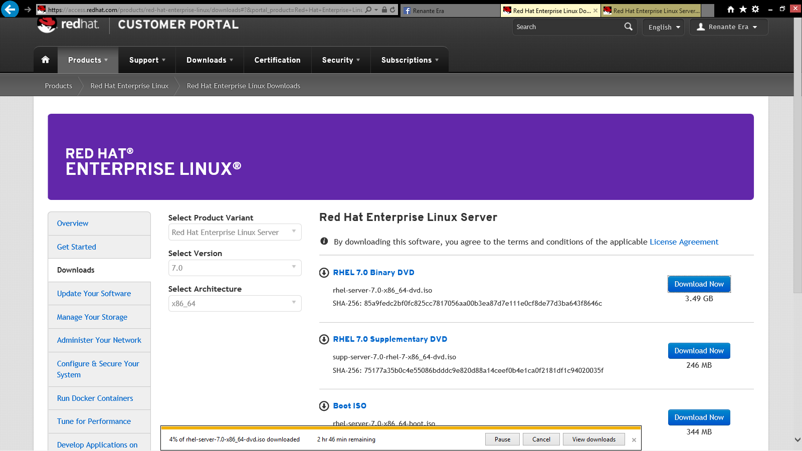 Utilizing a laptop to build a portable Windows Server 2012 R2 Hyper