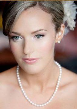 maquiagem para noivas  noiva delicada
