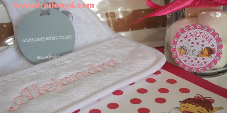 Cosas De Bebe Personalizadas.Mama Multitarea Los Bordados Personalizados Para Bebes El
