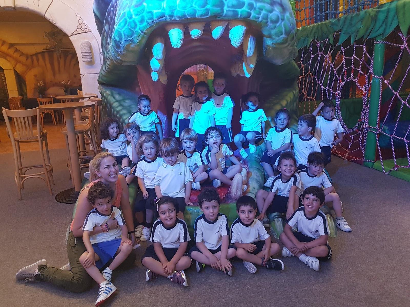 Agustinas Valladolid - Infantil 5 - Indiana Bill