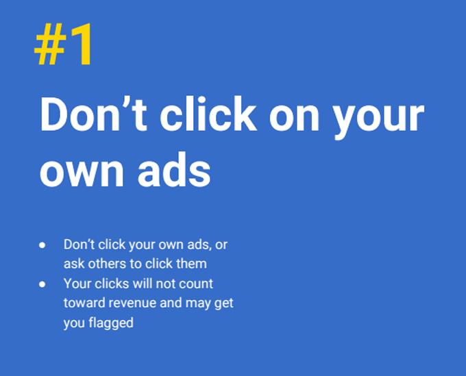 9 Tips Adsense