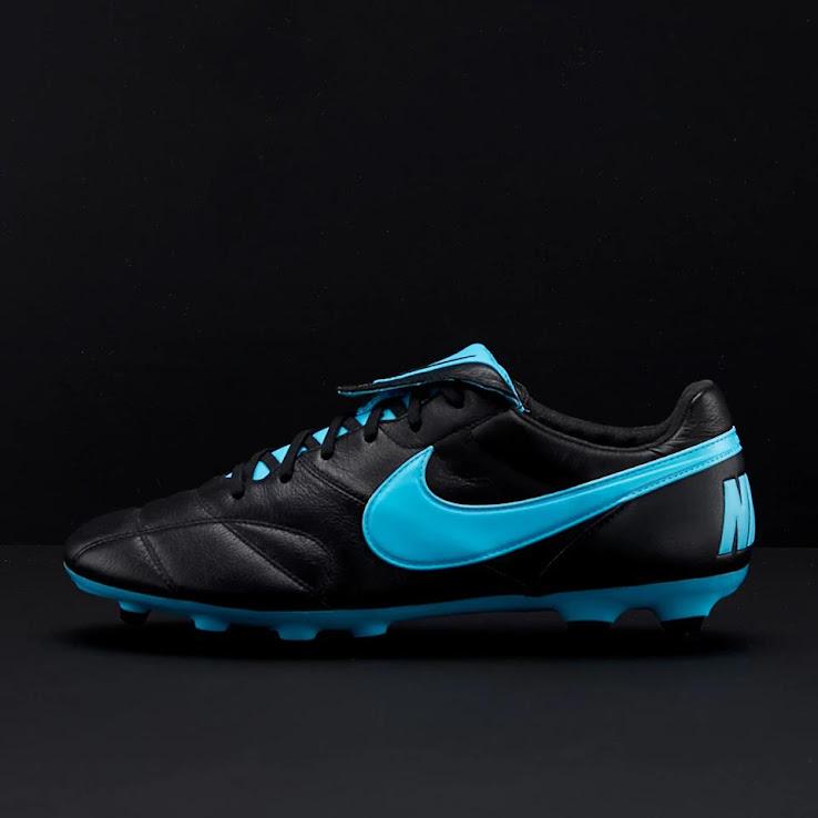 dc2347425 Black   Gamma Blue  Nike Premier 2 Boots Revealed - Footy Headlines