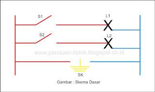 skema dasar listrik