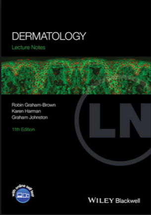 Lecture Notes Dermatology 11th Edition (2017) [PDF]
