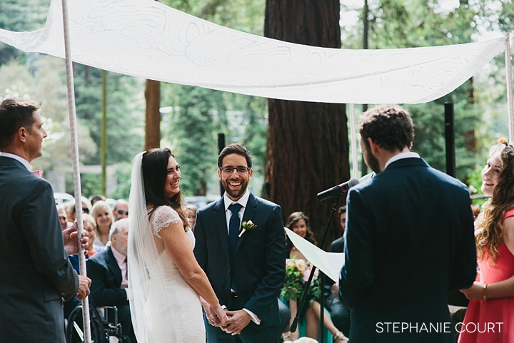 stern grove wedding san francisco