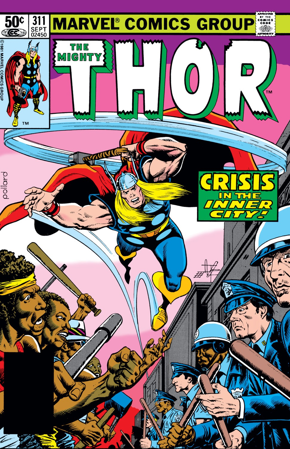 Thor (1966) 311 Page 1