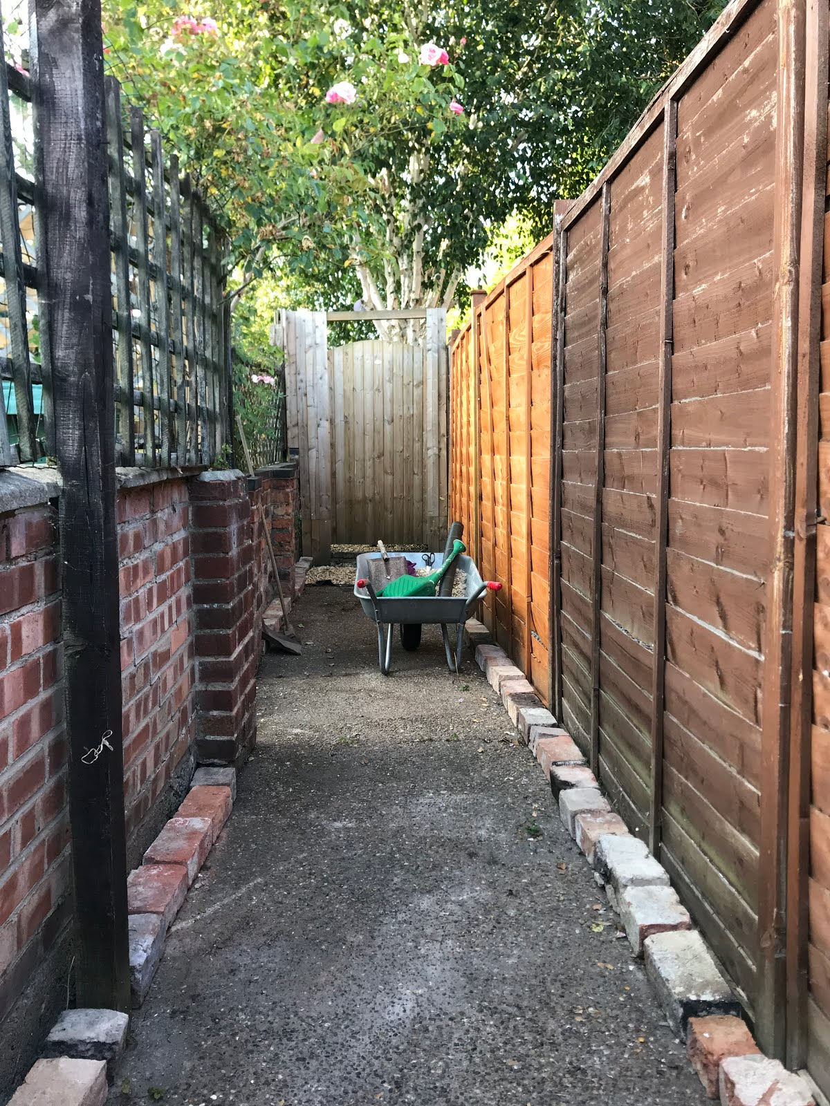 Victorian Alley Renovation