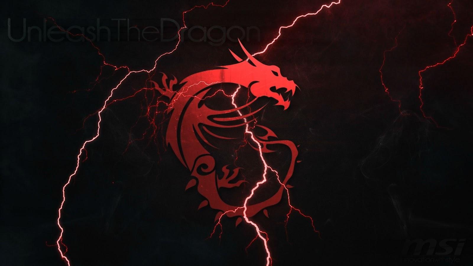 MSI Dragon HD Wallpaper