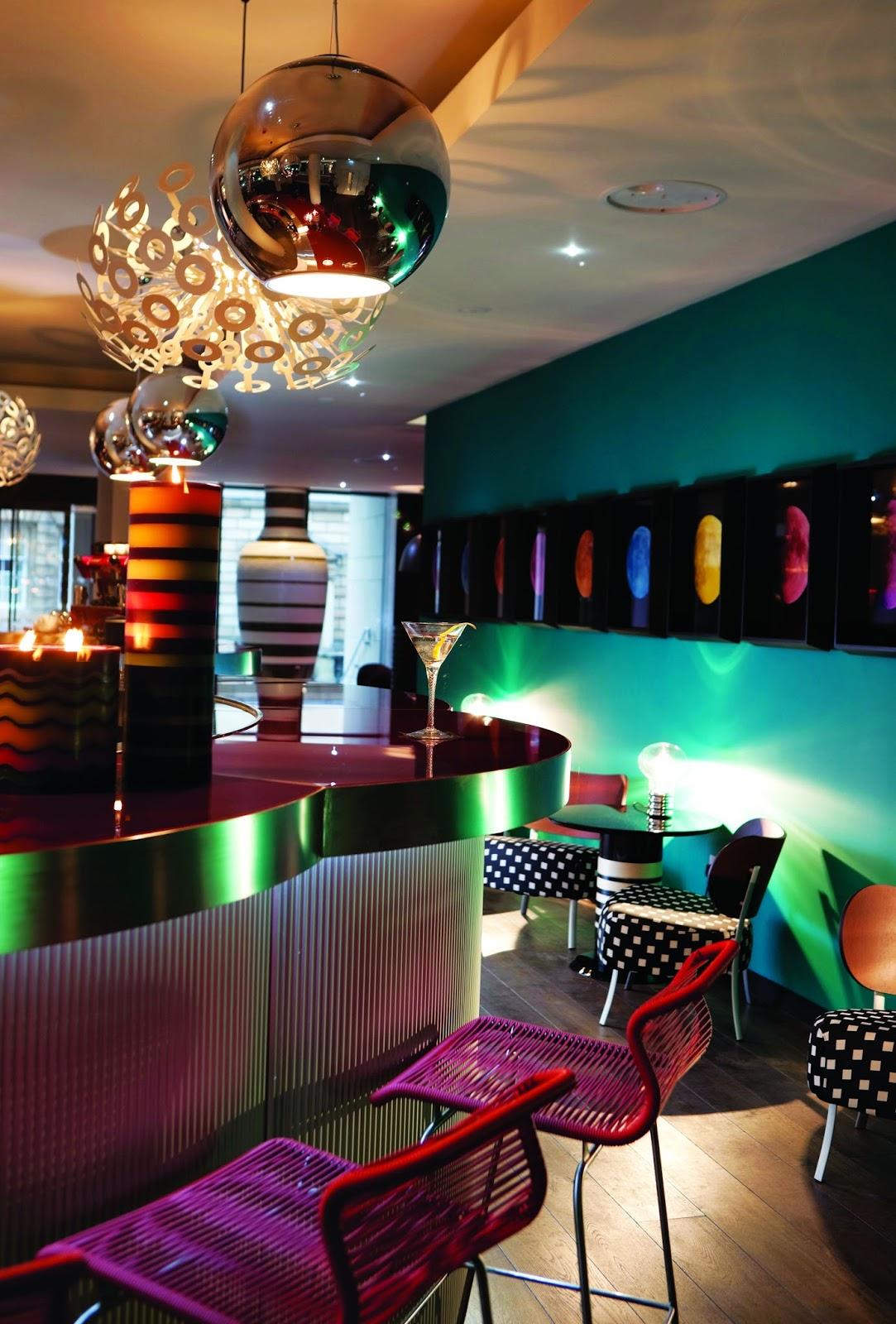 G&V Royal Mile Hotel Edinburgh Bar