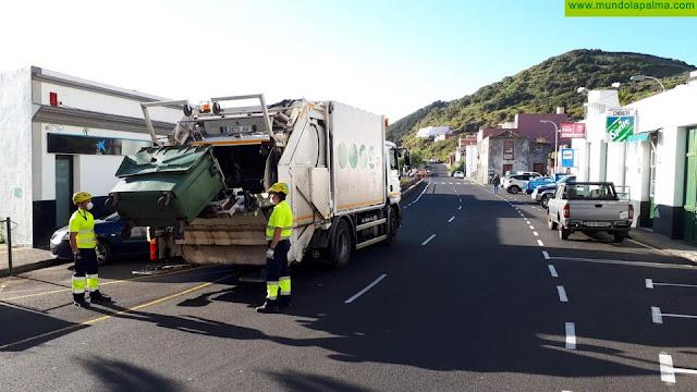 El Consorcio reordena el servicio de recogida de residuos durante la Semana Santa