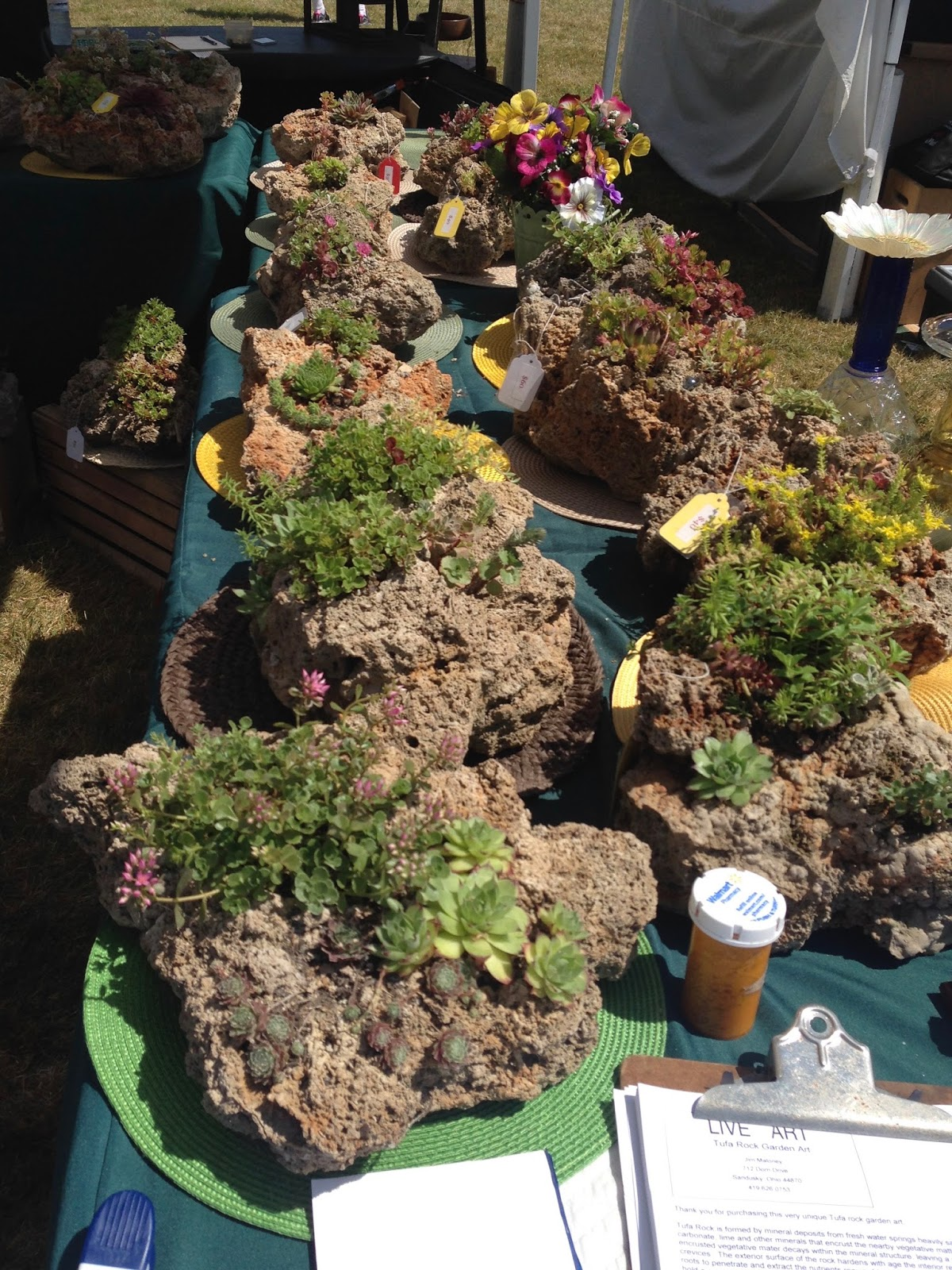 Buffalo-style Garden Art Sale is the biggest ever!