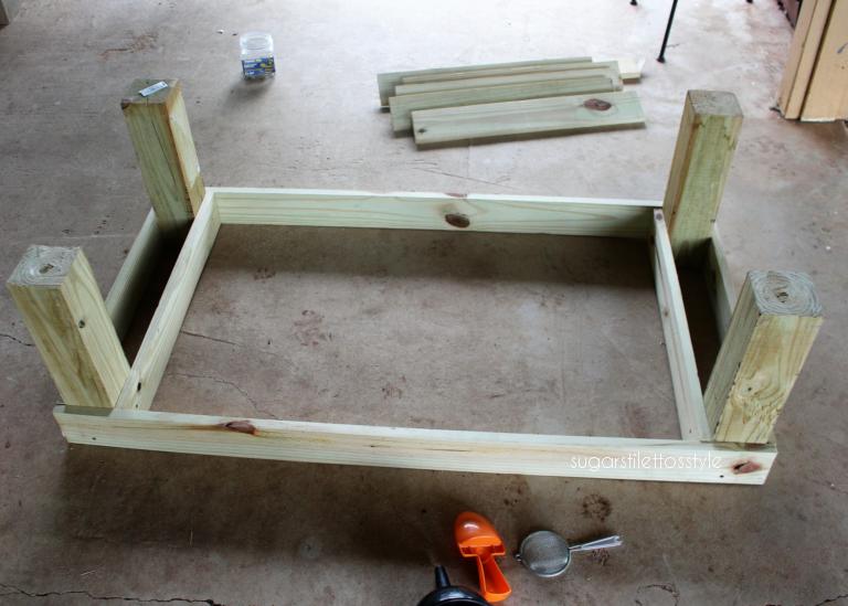 Terrific Diy Outdoor Storage Bench Shaina Glenn Uwap Interior Chair Design Uwaporg