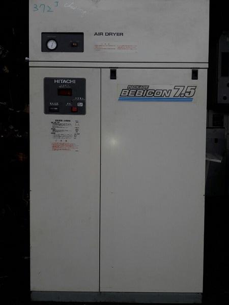 bán máy nén khí cũ Hitachi 10 Hp Nhật Bản