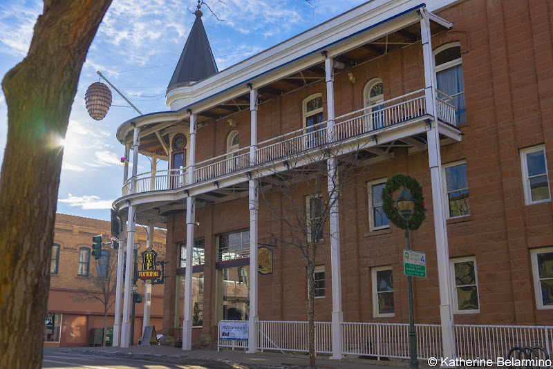 Weatherford Hotel and Pine Cone Things to Do in Flagstaff in One Day