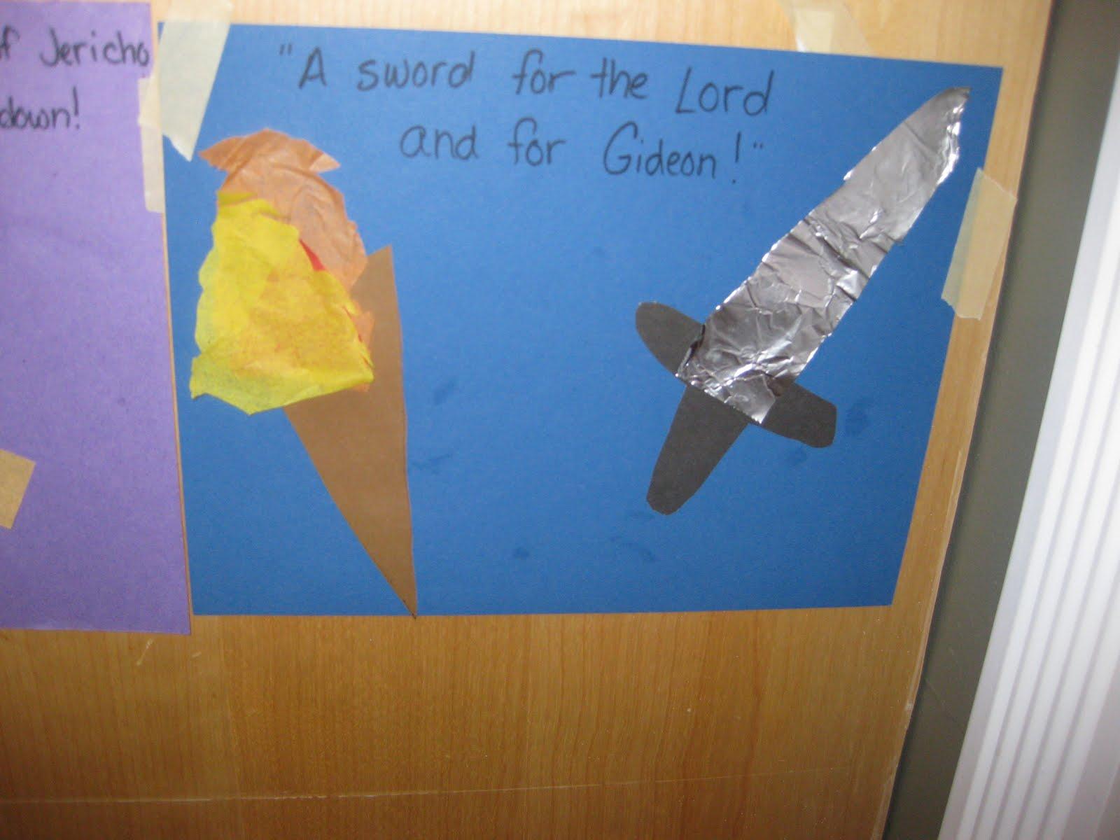Toddler Bible Crafts