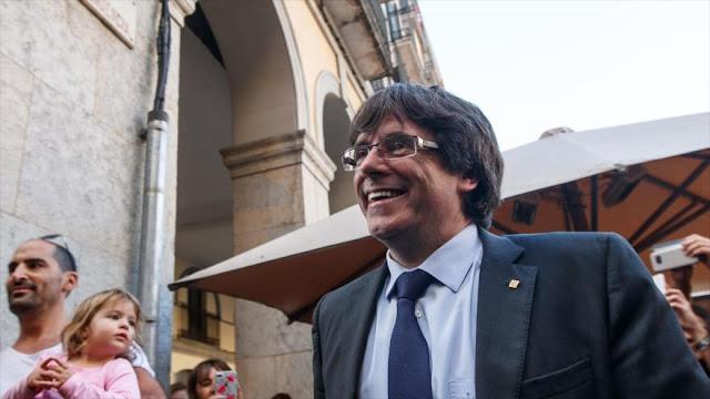 Junqueras: Puigdemont es y seguirá siendo presidente de Cataluña