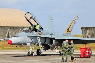 Pesawat Tempur F/A-18A/B Hornet