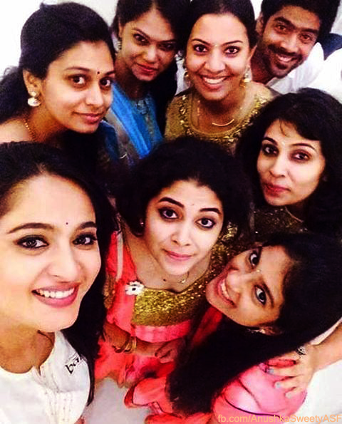 Sweety With Telugu Singers